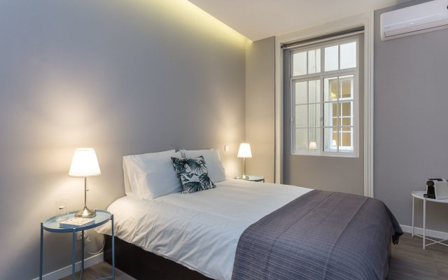 Отель The Hygge Lisbon Suites - Picoas комната для гостей