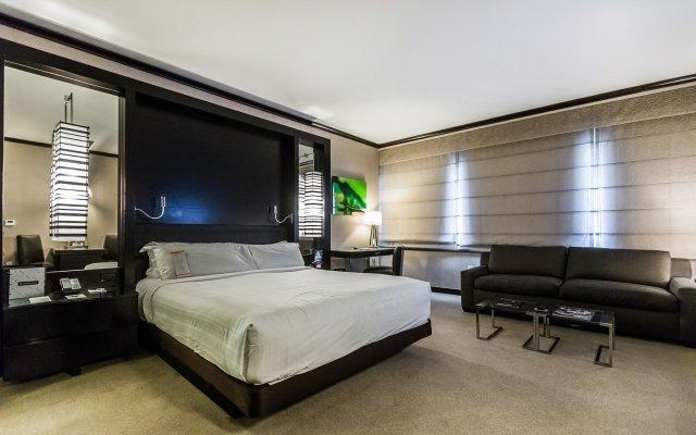 Отель Vdara Suites by AirPads США, Лас-Вегас - отзывы, цены и фото номеров - забронировать отель Vdara Suites by AirPads онлайн комната для гостей