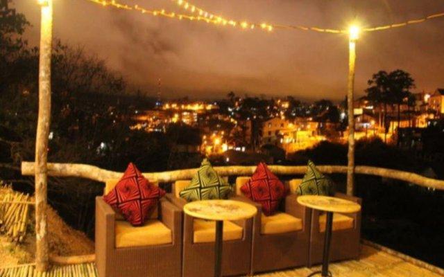 Отель The Hobbit Village Далат гостиничный бар