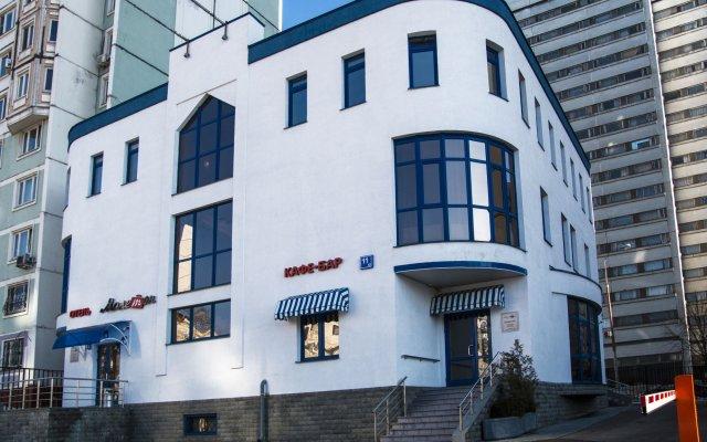 Гостиница Малетон вид на фасад