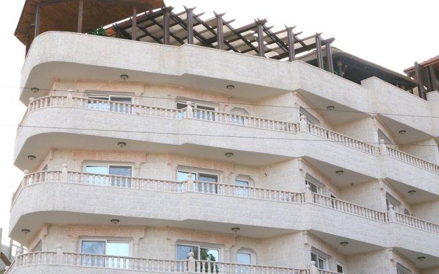 Отель Seven Wonders Hotel Иордания, Вади-Муса - отзывы, цены и фото номеров - забронировать отель Seven Wonders Hotel онлайн вид на фасад