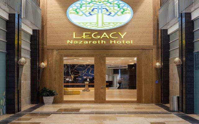 Legacy Hotel & Convention Center Nazareth Израиль, Назарет - отзывы, цены и фото номеров - забронировать отель Legacy Hotel & Convention Center Nazareth онлайн вид на фасад