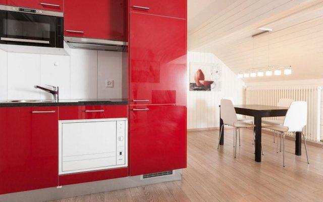 Апартаменты Apartments Swiss Star Badenerstrasse в номере