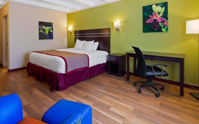 Отель Best Western Orlando West вид на фасад
