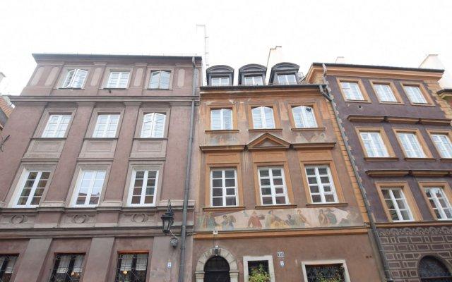 Апартаменты Elegant Apartment Old Town II Варшава вид на фасад