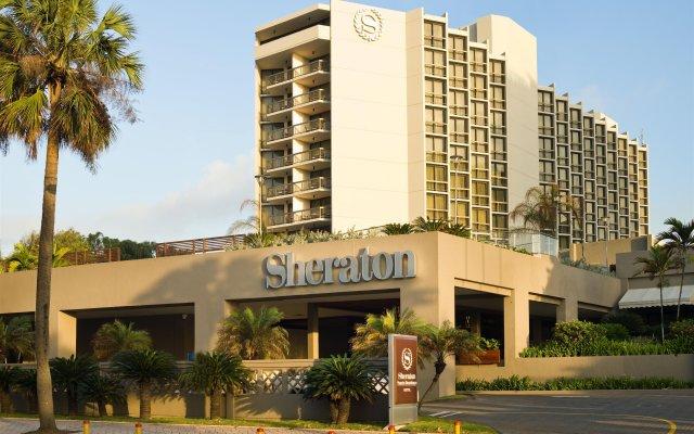 Sheraton Santo Domingo Hotel вид на фасад