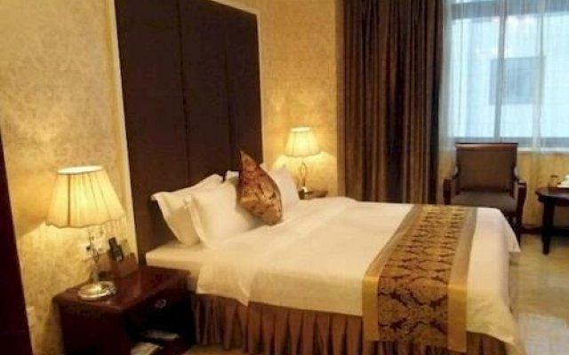 Shangjing Hotel комната для гостей