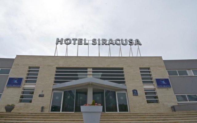 Hotel Siracusa Промышленный район Сиракуз вид на фасад