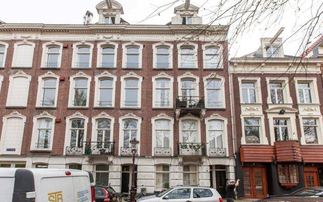 Отель Rijksmuseum Penthouse Нидерланды, Амстердам - отзывы, цены и фото номеров - забронировать отель Rijksmuseum Penthouse онлайн вид на фасад