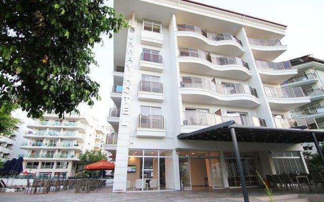 Sunway Hotel вид на фасад