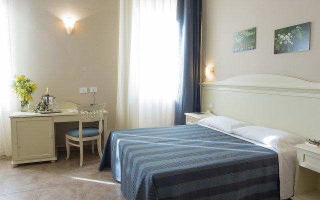 Hotel le Muse Сиракуза комната для гостей