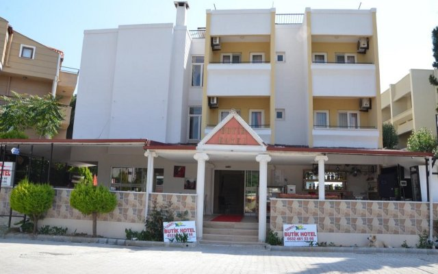 Kemal Butik Hotel Мармарис вид на фасад