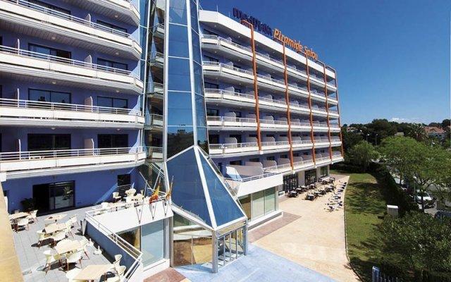Отель Medplaya Hotel Piramide Испания, Салоу - 2 отзыва об отеле, цены и фото номеров - забронировать отель Medplaya Hotel Piramide онлайн вид на фасад
