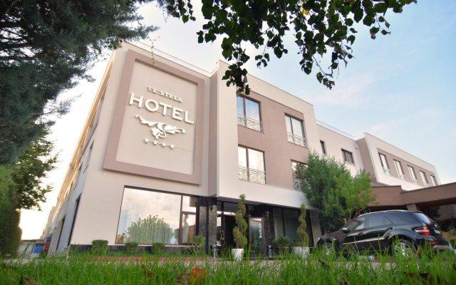 Отель Stela City Center Албания, Тирана - отзывы, цены и фото номеров - забронировать отель Stela City Center онлайн вид на фасад