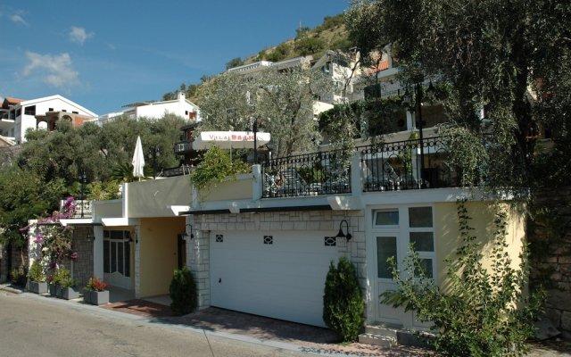 Отель Balic Черногория, Свети-Стефан - отзывы, цены и фото номеров - забронировать отель Balic онлайн вид на фасад
