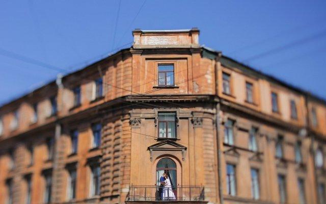 Гостиница Кравт вид на фасад