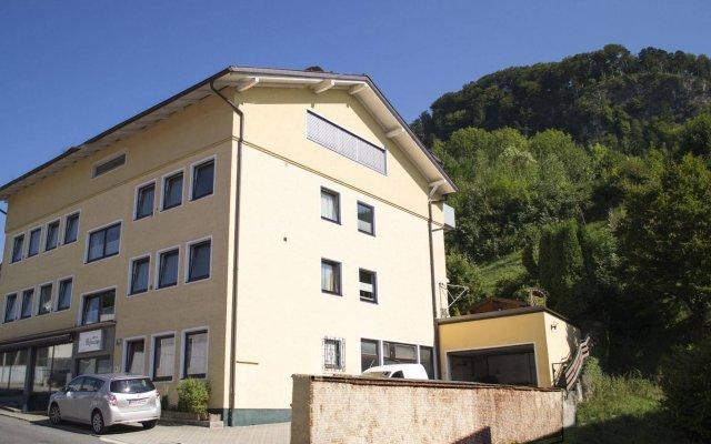 Hotel Hofmann Зальцбург вид на фасад