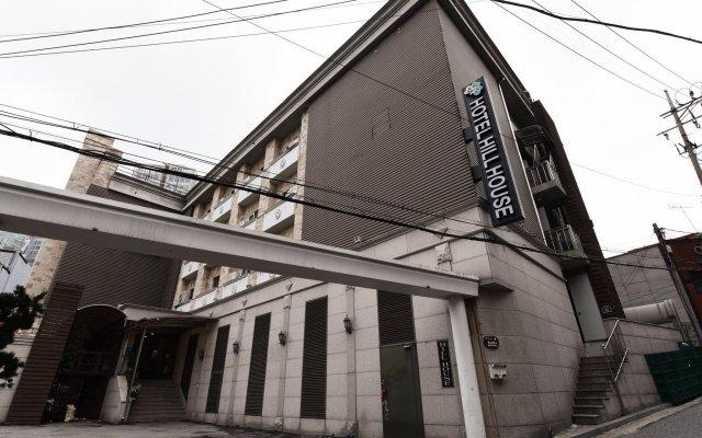 Отель Hill house Hotel Южная Корея, Сеул - отзывы, цены и фото номеров - забронировать отель Hill house Hotel онлайн вид на фасад