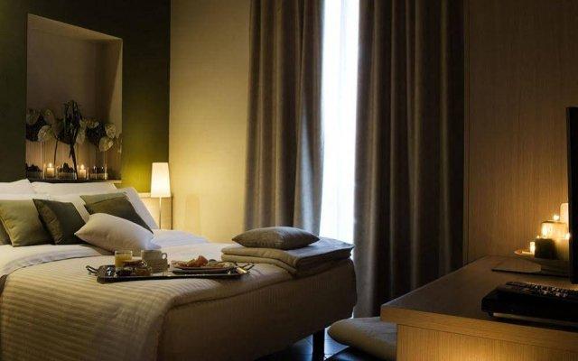 Отель Albergo D'italia комната для гостей
