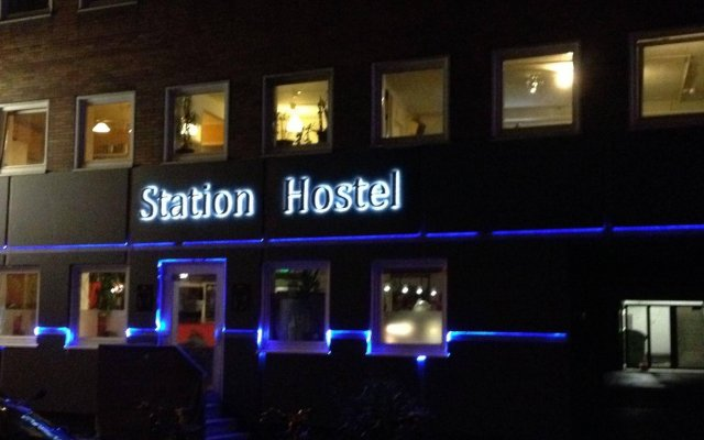Station - Hostel For Backpackers Кёльн вид на фасад