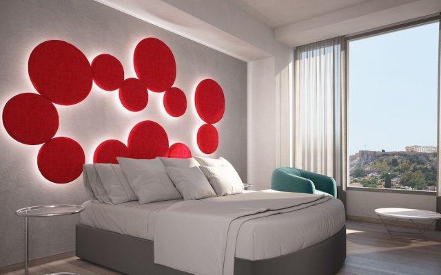Отель Athens Utopia Ermou Афины комната для гостей