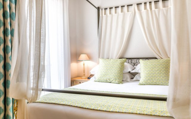 Отель Villa Alessandra Париж комната для гостей
