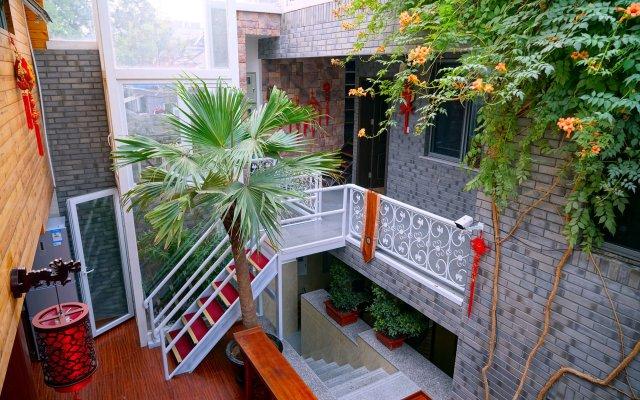 Отель Garden Inn Beijing Китай, Пекин - отзывы, цены и фото номеров - забронировать отель Garden Inn Beijing онлайн вид на фасад
