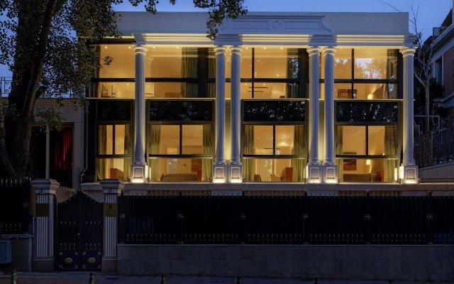Отель Theoxenia Residence Греция, Кифисия - отзывы, цены и фото номеров - забронировать отель Theoxenia Residence онлайн вид на фасад
