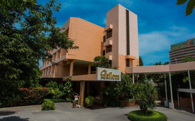 Sailom Hotel Hua Hin вид на фасад
