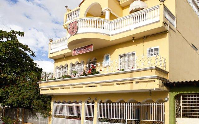 Отель Villa Marina B&B Гондурас, Тегусигальпа - отзывы, цены и фото номеров - забронировать отель Villa Marina B&B онлайн вид на фасад