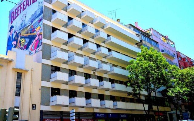Отель Wallis Rato вид на фасад