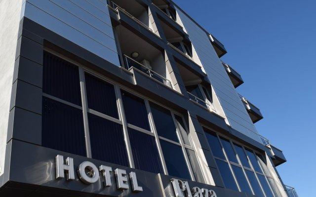 Отель Pliska вид на фасад