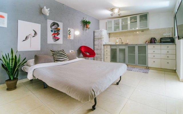Pinsker St. Studios - by Comfort Zone TLV Израиль, Тель-Авив - отзывы, цены и фото номеров - забронировать отель Pinsker St. Studios - by Comfort Zone TLV онлайн комната для гостей