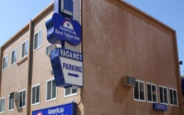 Americas Best Value Inn - Los Angeles/Hollywood