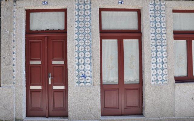 Апартаменты Clerigos H Apartments Порту вид на фасад