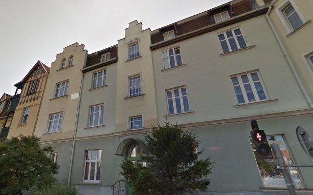 Tetris Hostel вид на фасад