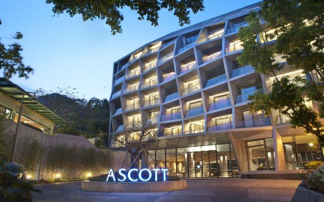 Отель Ascott Maillen Shenzhen Китай, Шэньчжэнь - отзывы, цены и фото номеров - забронировать отель Ascott Maillen Shenzhen онлайн вид на фасад