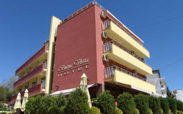 Hotel Buena Vissta вид на фасад