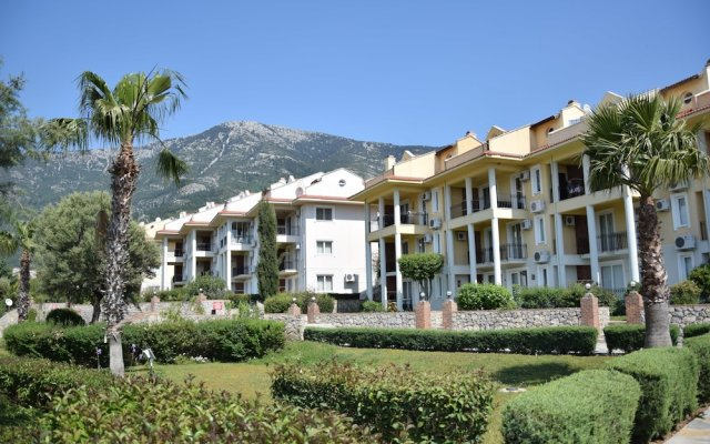 Pinara Apartments 9 Турция, Олудениз - отзывы, цены и фото номеров - забронировать отель Pinara Apartments 9 онлайн вид на фасад