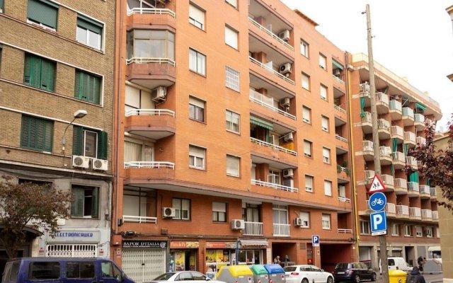 Отель Plaza España Apartment Испания, Барселона - отзывы, цены и фото номеров - забронировать отель Plaza España Apartment онлайн вид на фасад