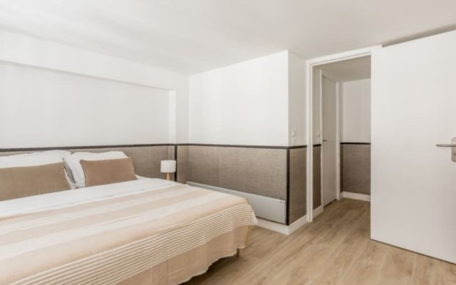 Отель Edgar Suites Paris Richelieu 2 комната для гостей