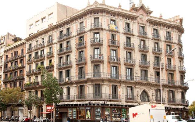 Отель Barnapartments Rambla Cataluña Испания, Барселона - отзывы, цены и фото номеров - забронировать отель Barnapartments Rambla Cataluña онлайн вид на фасад