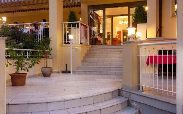 Hotel Rotwand Лаивес вид на фасад
