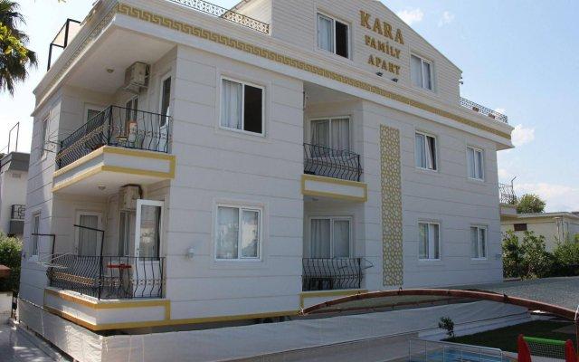 Отель Kara Family Apart Кемер вид на фасад