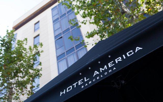 Отель America Barcelona