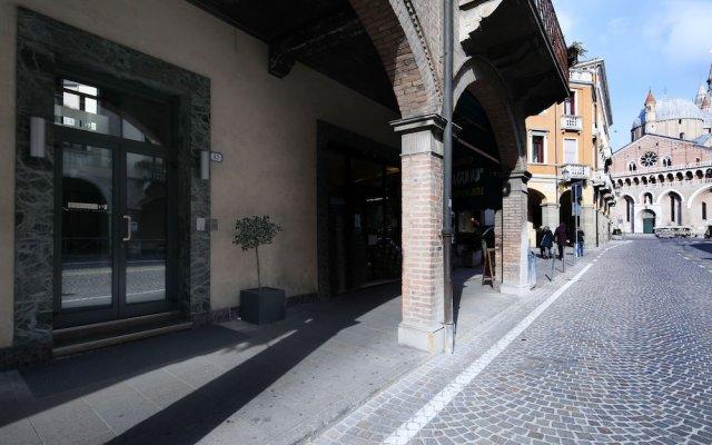 Отель Belludi 37 Италия, Падуя - отзывы, цены и фото номеров - забронировать отель Belludi 37 онлайн вид на фасад