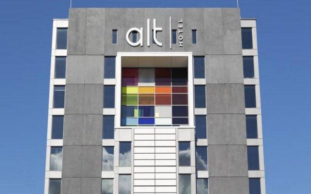 Отель Alt Hotel Toronto Airport Канада, Миссиссауга - отзывы, цены и фото номеров - забронировать отель Alt Hotel Toronto Airport онлайн вид на фасад