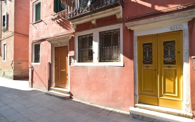 Отель Ca' Gallion 1144 Италия, Венеция - отзывы, цены и фото номеров - забронировать отель Ca' Gallion 1144 онлайн вид на фасад