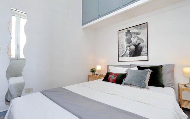 Отель Tevere Apartments Италия, Рим - отзывы, цены и фото номеров - забронировать отель Tevere Apartments онлайн комната для гостей