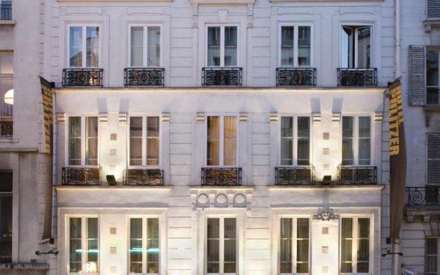 Hotel Pulitzer Paris вид на фасад